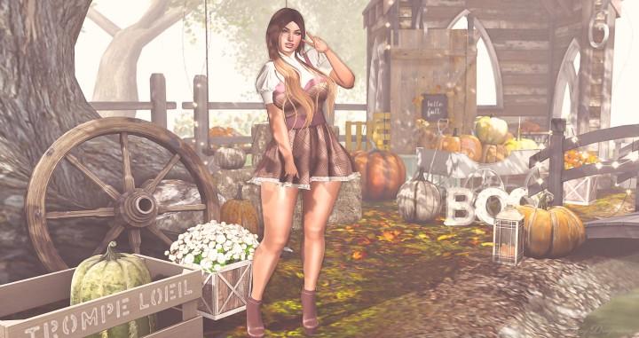 October Haze ♥